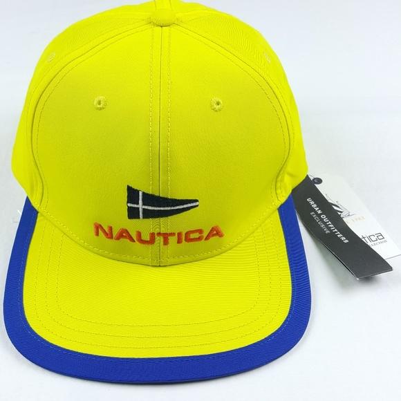 Nautica Vintage Collection Baseball Snapback Hat b5b938440b5